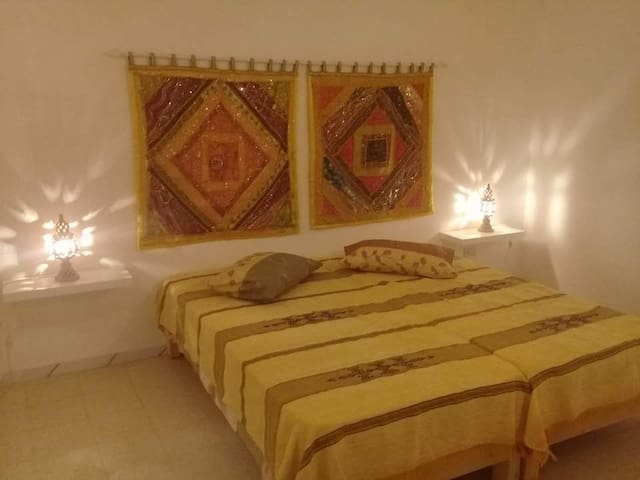 La maisonette de Djerba