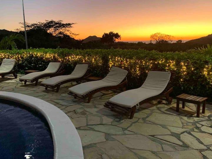 Lovely Villa with Resort Amenities + Ocean Views