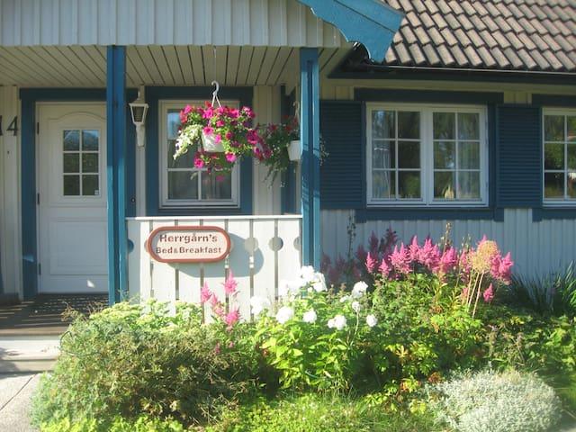 Lovely B&B in the heart of Dalarna