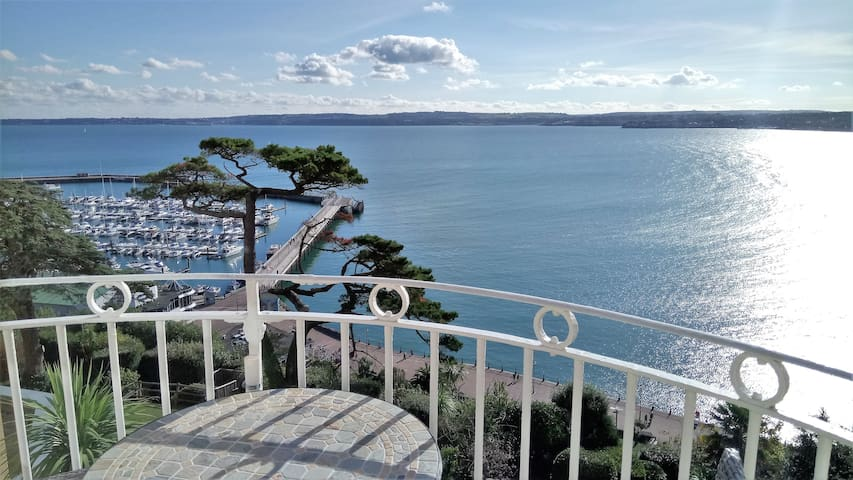 Cosy Studio with Balcony - Torquay - Apartment