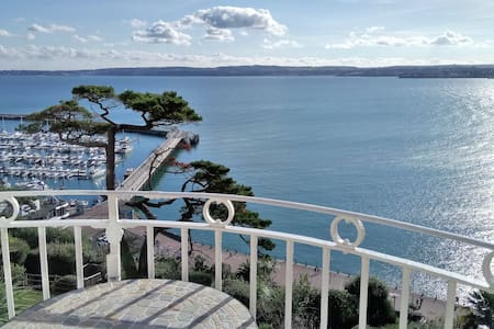 Cosy Studio with Balcony - Torquay - Byt