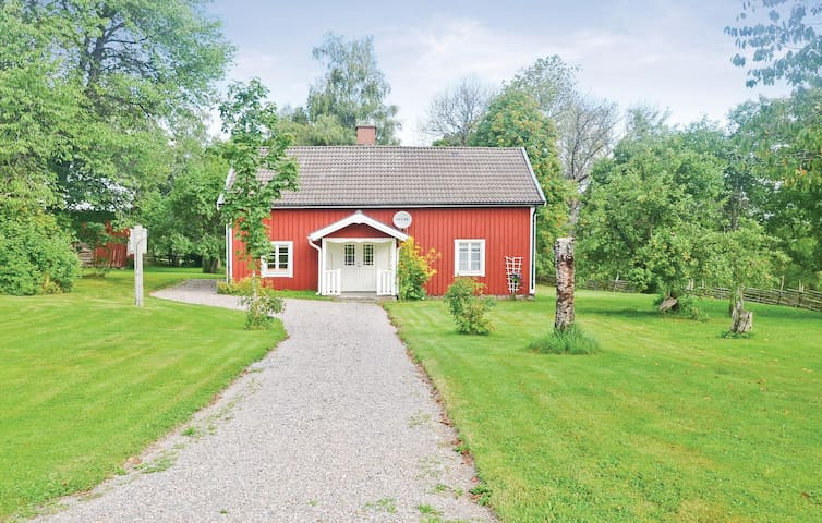 Holiday cottage with 3 bedrooms on 110m² in Sävsjö