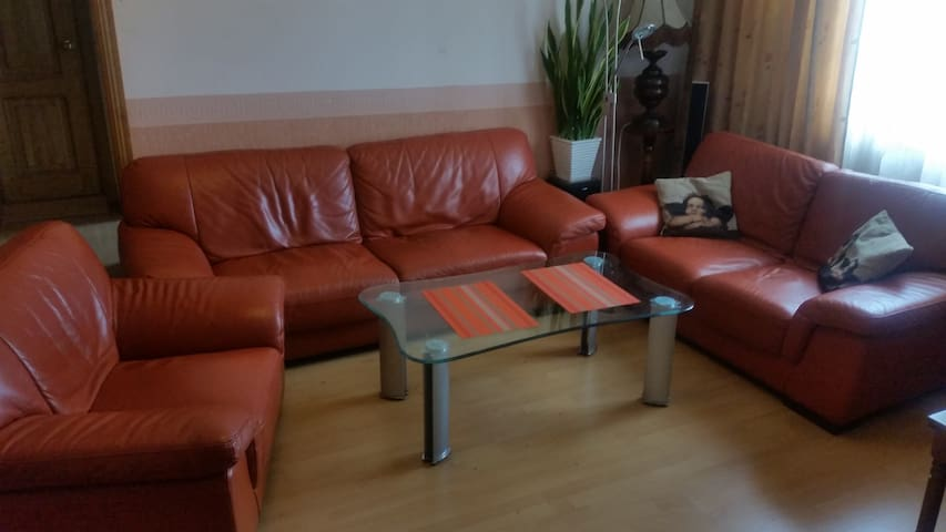 4 room flat in 15 min from Old Riga - Riga