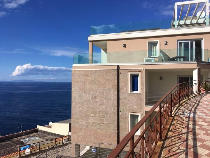 Meravigliosa casa con vista a Castelsardo