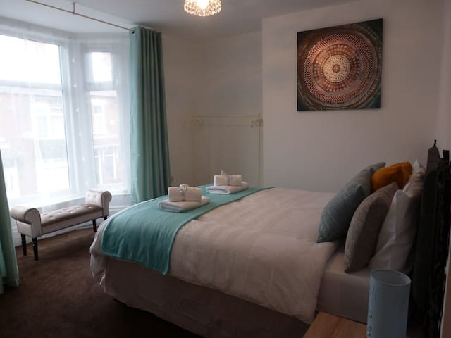 Cosy 3 Bedroom Luxury Apartment in South Shields