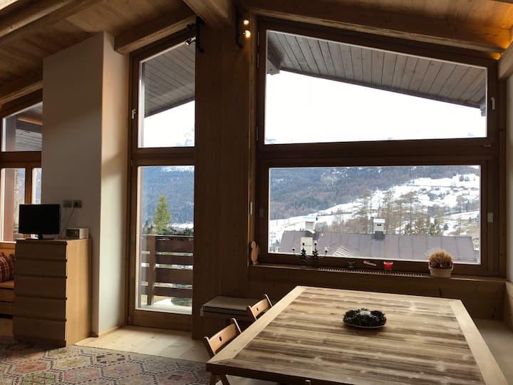 Amazing big attic in Cortina d'Ampezzo