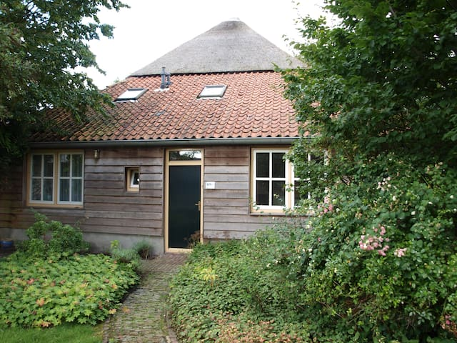 Very nice house with big garden - Woudrichem - Ház