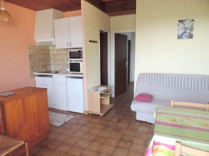 House with one bedroom in Cazaubon, with enclosed garden and WiFi