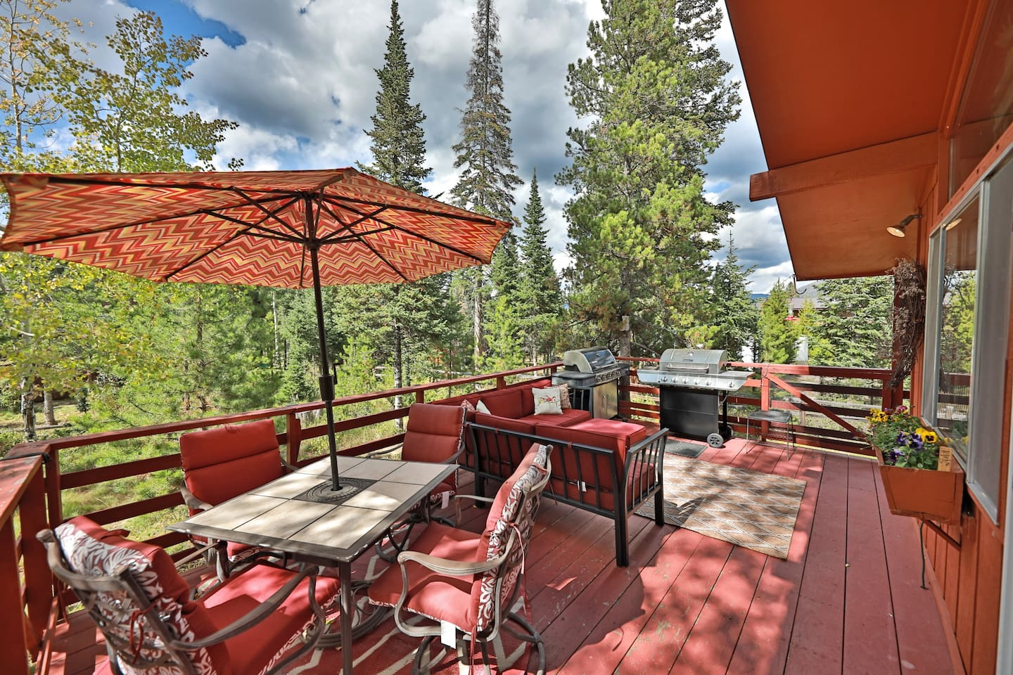 Red Pony - 31 Phlox Lane - a SkyRun Winter Park Property - Relaxing Outdoor Retreat