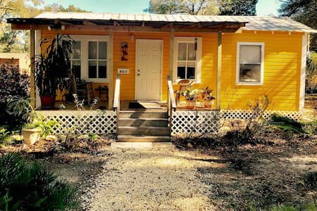 The Little Yellow House