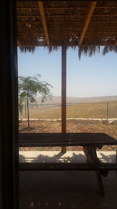 between Jerusalem and the dead sea.. tranquility.