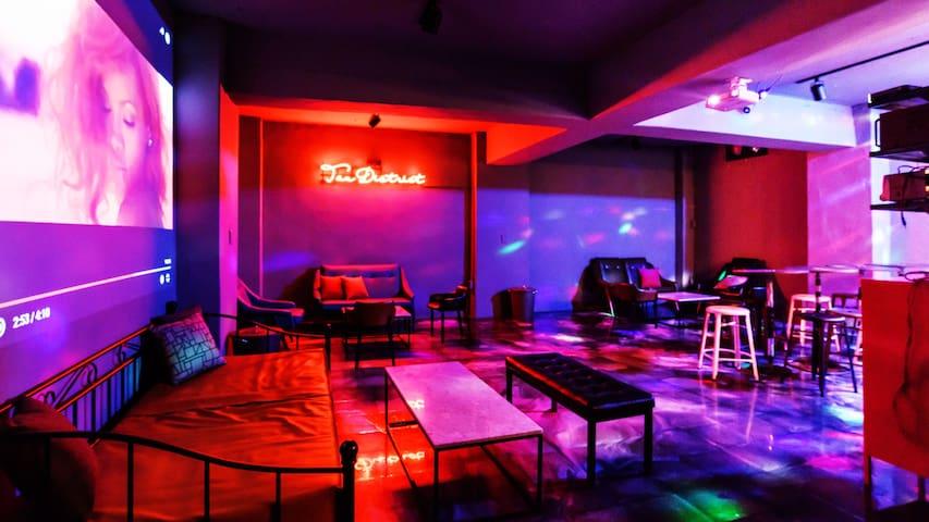 강남구 파티룸 타우디스트릭트 (party room TAU DISTRICT)