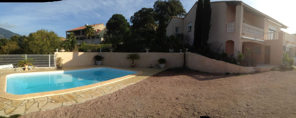 Appartement a 15 min d'Ajaccio - Peri - Apartment