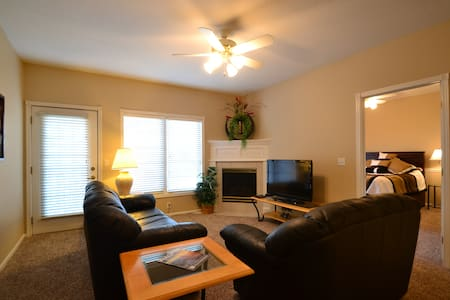 2 Bedroom 2 Bath Condo in Waukee/West Des Moines - Waukee - Kondominium