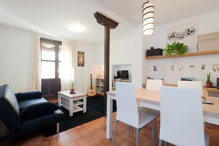 Habitación individual céntrica con baño privado - 格拉纳达 - 公寓