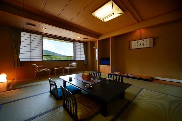 ZAO ONSEN  3 minutes on foot from Bus Terminal 【with breakfast】