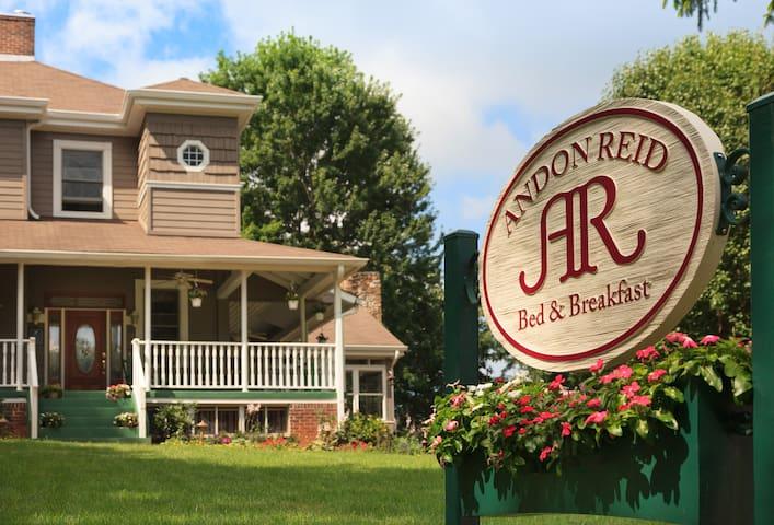 Andon-Reid Inn B&B - Magnolia Suite - Waynesville