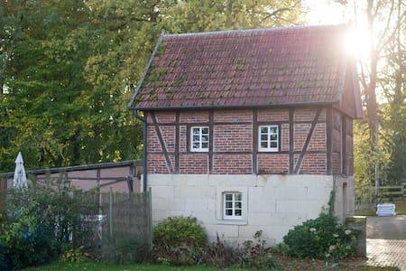 Alte Mühle auf dem Sandsteinhof