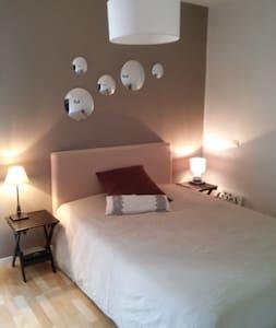 Chambre au calme_15 mn du Capitole - Apartamento