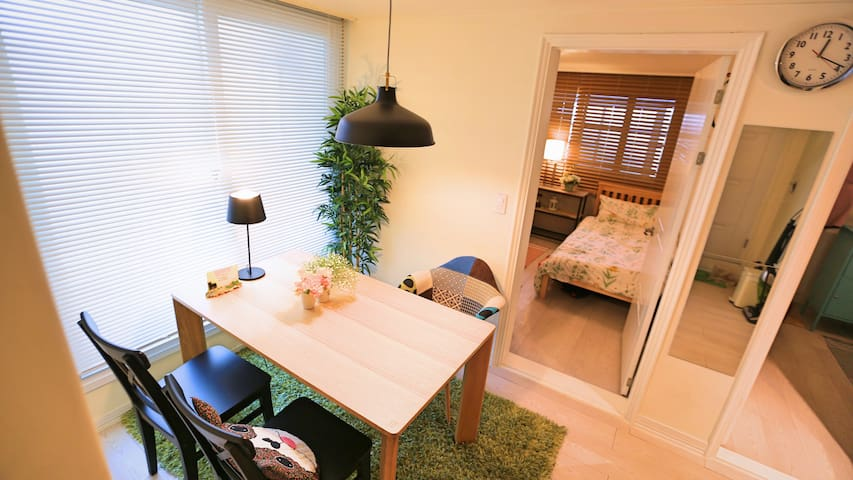 #Family house #3BR #Heart of Seoul #3mins to Stn.