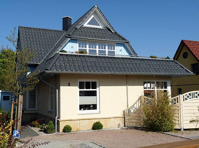 Haus JUI in Zingst