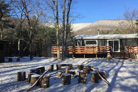 Catskill - Woodstock - Hunter Area Mountain Home - Saugerties - Rumah