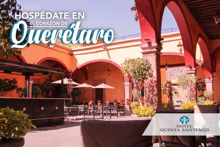 Hotel Quinta Santiago 2 camas