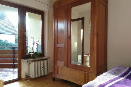 1A Privatzimmer in 90 qm Wohnung - Schwarzwaldrand