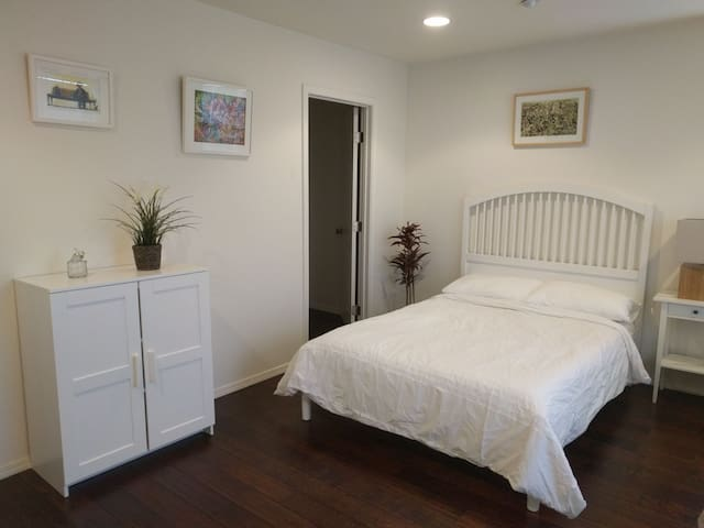 NEW Large Bedroom with Private Bathroom