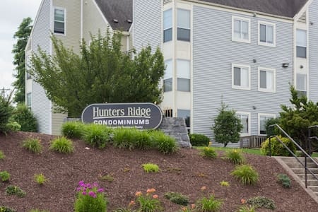 Large Apt. 2 big bedrooms. WALK TO JMU !!!! - 哈里森堡(Harrisonburg) - 公寓