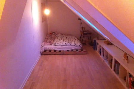 Apartment located to everytype of persons. - Århus