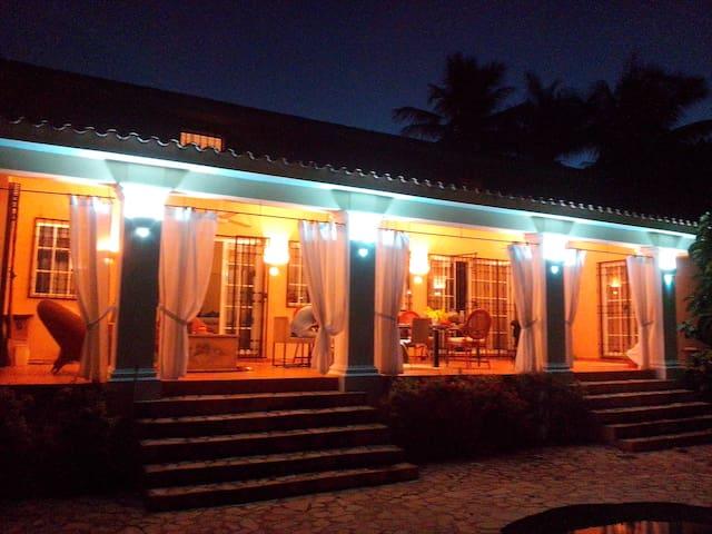 CABARETE Playa Encuentro Doppelhaushälfte mit Pool - Cabarete - Rumah
