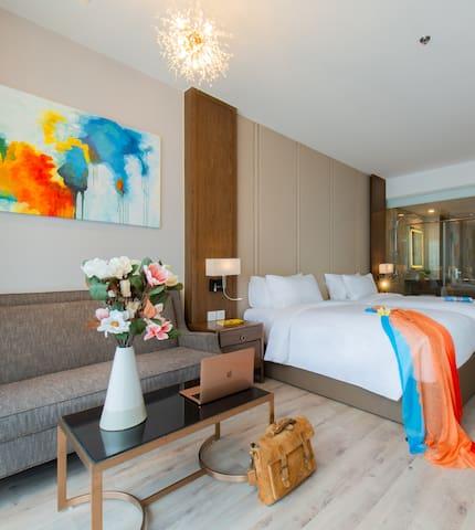 Vinlegend apartment luxury city view