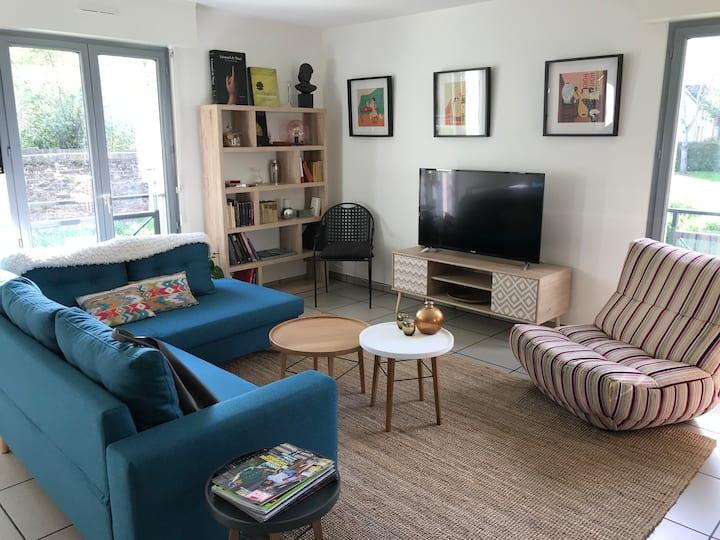 Maison cosy à Pacé / 10 mn de Rennes