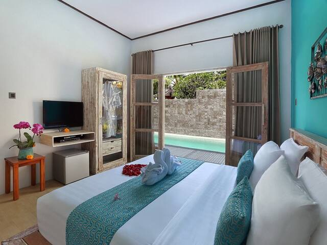 Cozy Room in Tulamben - Kubu - Vila