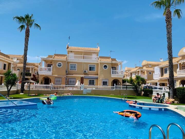 3 bedrooms Villa in Cabo Roig
