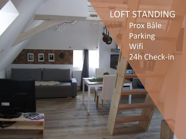 ❤️ LA GRANGE/ LOFT NEUF DE STANDING PROX BALE