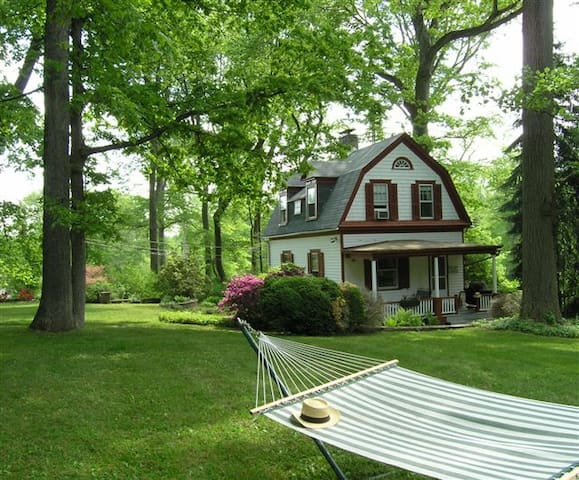 Carriage House (2 rooms) - Hamanassett Bed & Breakfast