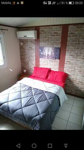 Chambre à louer dans villa de 100m2 - Dumbéa Sur Mer, Province Sud, NC