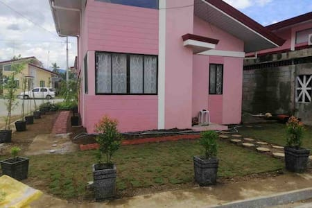 Semi furnished house on monthly rental
