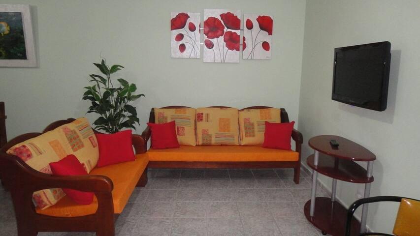 Apartamento Mobiliado - 2 QUARTOS