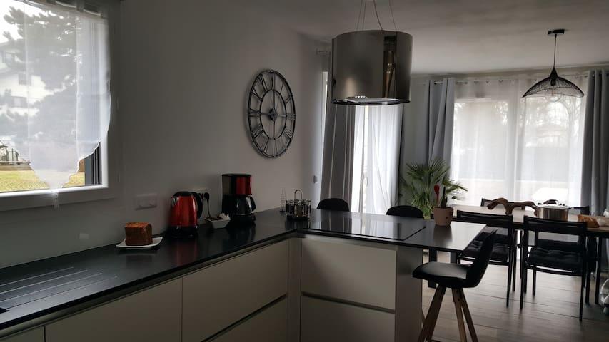 Charmante petite maison cocooning au calme