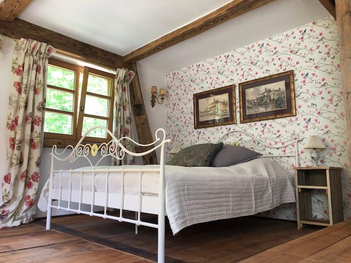 Gemütliches Zimmer zum erholen in der Natur I
