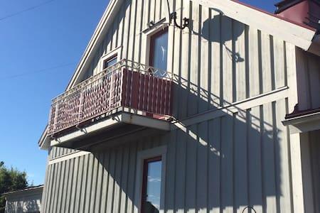 Mysig tvårumslägenhet med balkong - Umeå