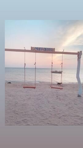 Despertar frente al mar