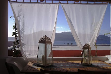 CasaSulMare Salina - Lingua