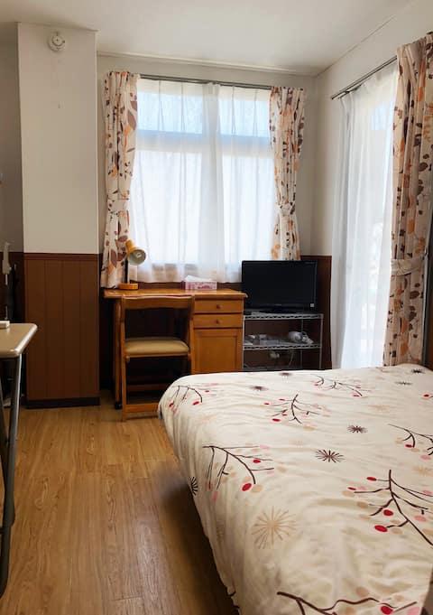 五条GOJYO IVY  Semi-double bed-02