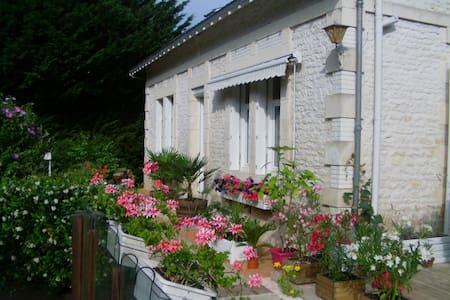 Chambre d'Hôte proche Royan & plage - Épargnes