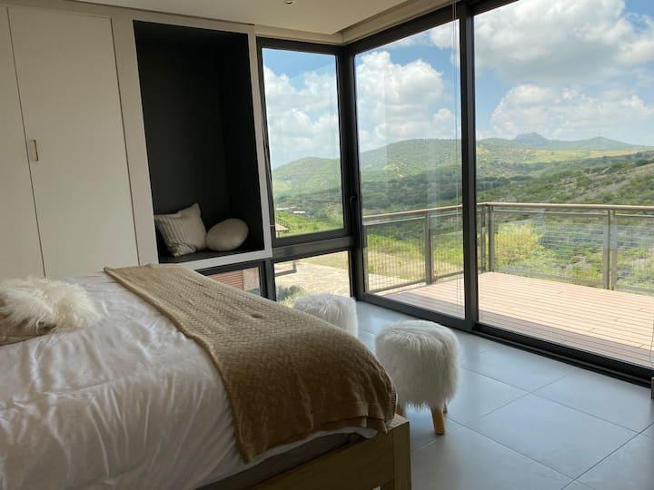 Casa en la Montaña ideal para Disfrutar en Pareja!