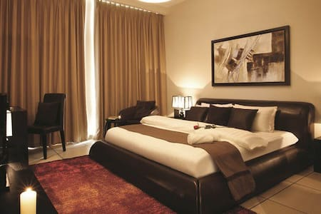 luxury 2 bedroom apartment within St Regis Resort - Doha